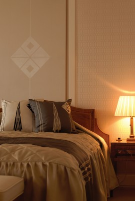 西鉄グランドホテル エンパイア・スイート ベッドルーム2